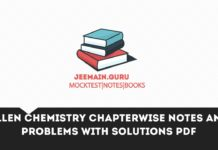 PDF DOWNLOAD PROBLEMS IN PHYSICAL CHEMISTRY FOR IIT JEE