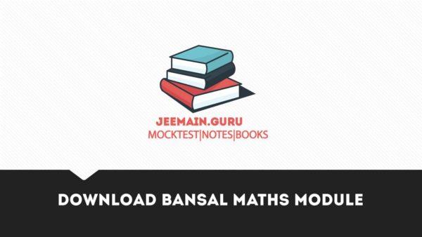 iit jee study material torrent download